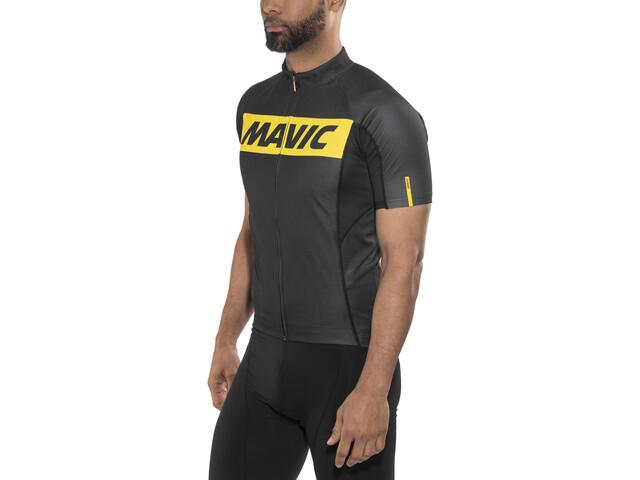 Mavic Cosmic - Maillot manches courtes Homme - noir